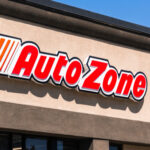 A photo showing the exterior of an AutoZone store.